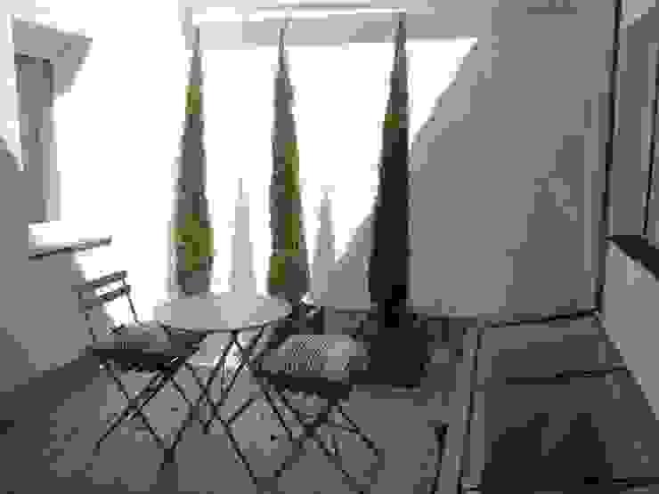 patio Jardines modernos de Reformmia Moderno