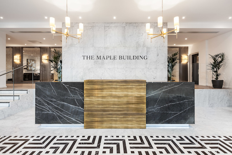 The Maple Building Clement Windows Group Commercial Spaces Metal