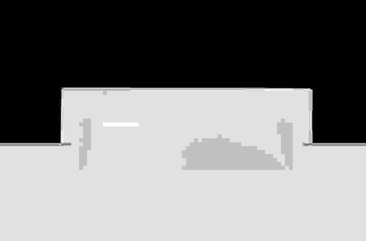 Lámparas de Yeso invisibles de ILUMINABLE Ecléctico