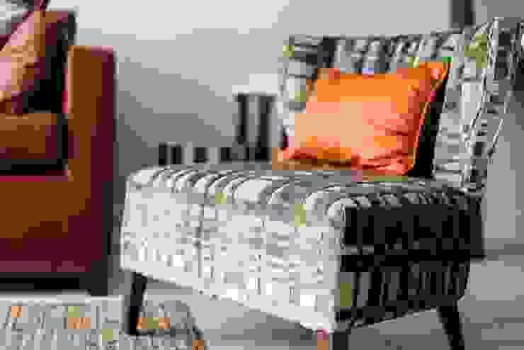 Bespoke Armchair Katie Malik Interiors Living roomSofas & armchairs