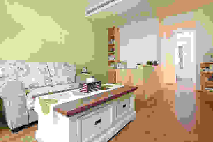 3F臥室 根據 映荷空間設計 現代風