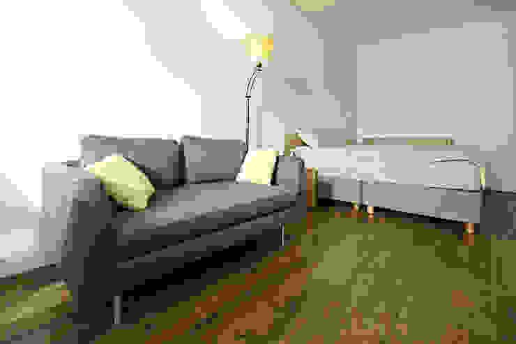 4F臥室 根據 映荷空間設計 現代風