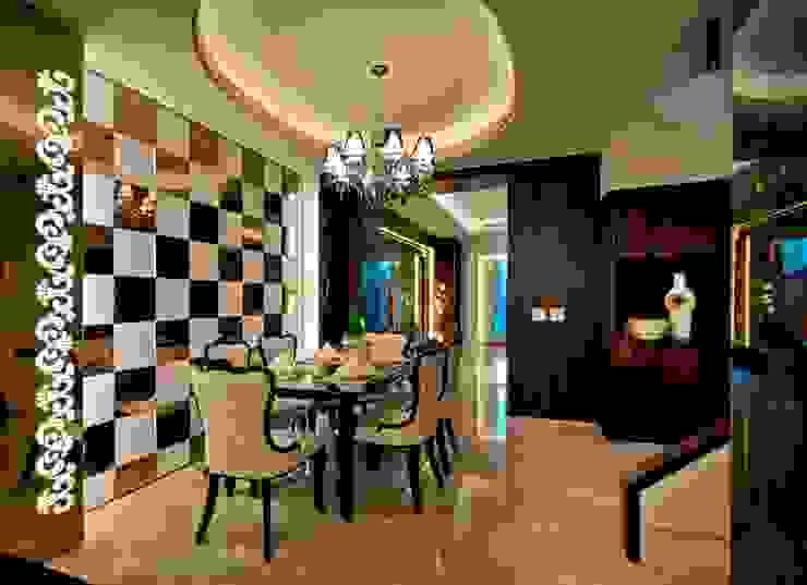 餐聽 Modern Dining Room by 世家新室內裝修公司 Modern