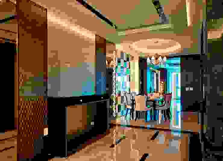 玄關/1 Modern Living Room by 世家新室內裝修公司 Modern