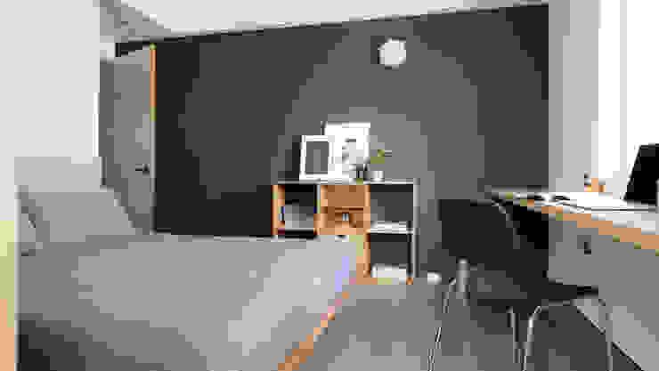Scandinavian style bedroom by RND Inc. Scandinavian