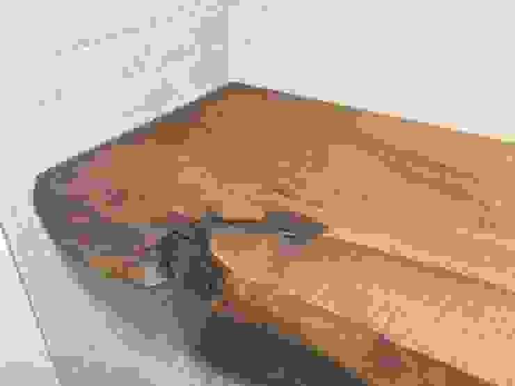 Bruno Spreafico BathroomShelves Parket Brown