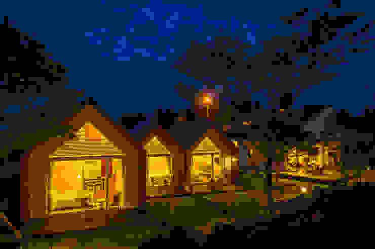 더 이레츠 건축가 그룹 Rumah Modern