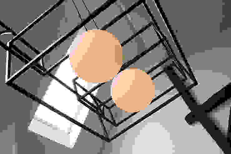 hanglamp Industriële woonkamers van BinnenID Industrieel