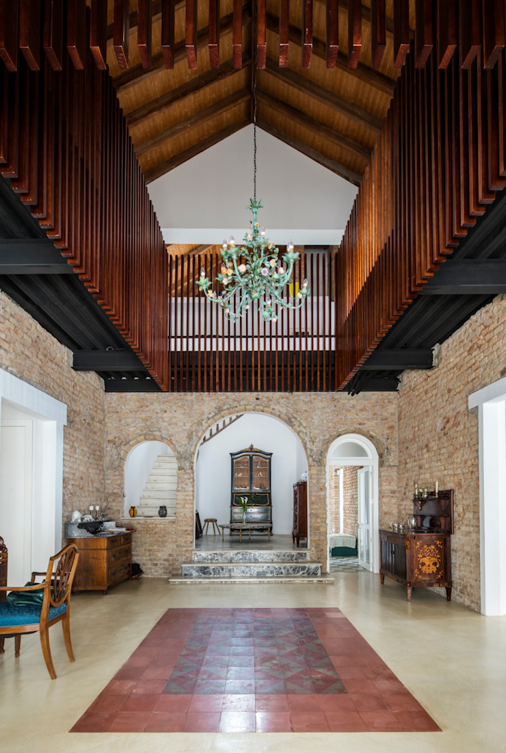 Hotéis mediterrâneos por Anticuable.com Mediterrâneo Concreto