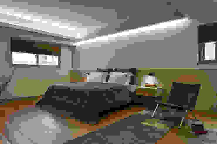 Minimalist bedroom by 參與室內設計有限公司 Minimalist