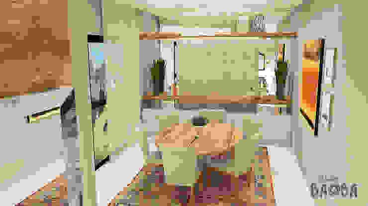 Living and Dining Room in Voorburg Klassieke eetkamers van Studio Baoba Klassiek