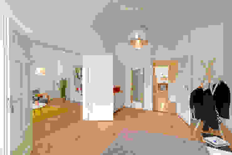 Koridor dan lorong oleh arcs architekten, Klasik