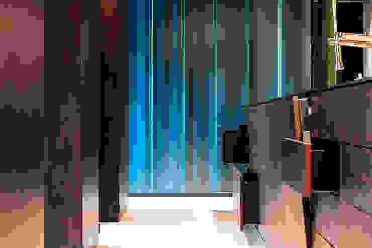 Industrial style kitchen by arcs architekten Industrial
