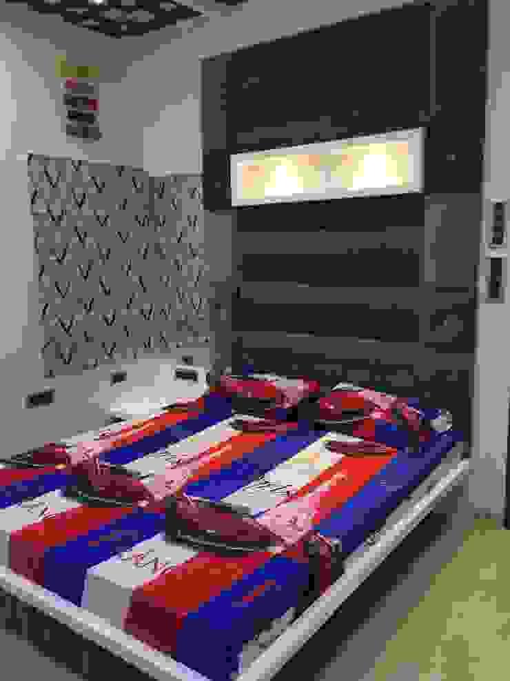 Children Bedroom Nabh Design & Associates Minimalist bedroom