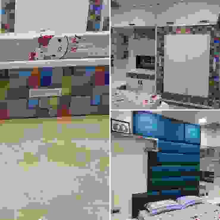 Daughter Bedroom Nabh Design & Associates Minimalist bedroom