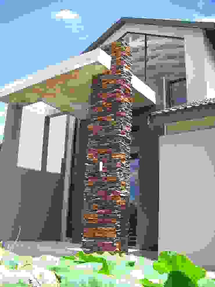 House [MWARF] Modern houses by jonroy design studio Modern