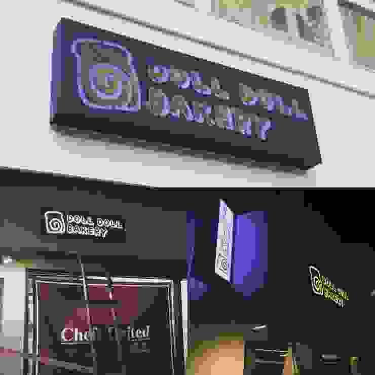 DOLLDOLL Bakery / 신촌 by DFactory 디팩토리 모던