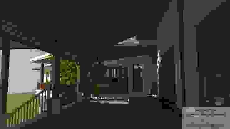 lanna contemporary style โดย Pixel arch studio
