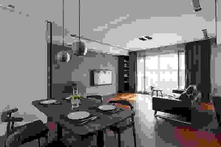 廚房: 現代  by 一水一木設計工作室, 現代風