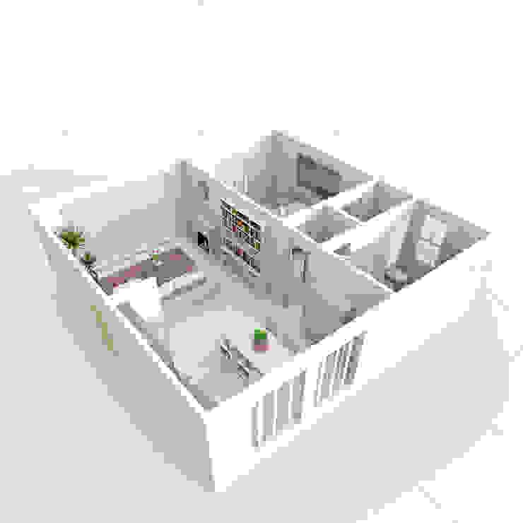 3D floor plan design by Proglobalbusinesssolutions
