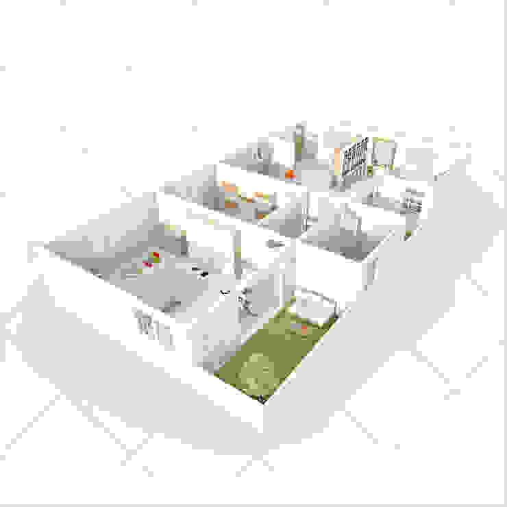 House 3D floor plan by Proglobalbusinesssolutions