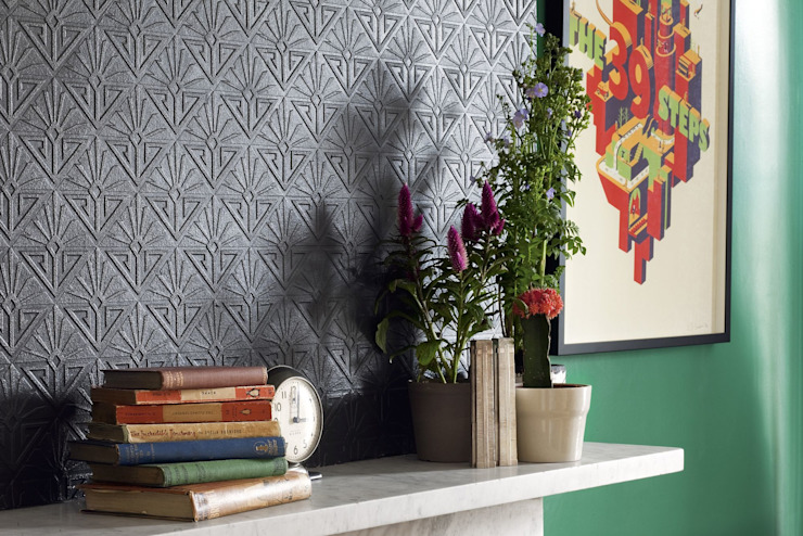 Eclectic style walls & floors by Aprifer Eclectic