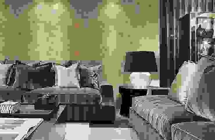 Revestimento cortiça WICANDERS Salas de estar modernas por Aprifer Moderno
