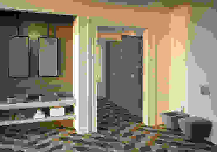 Sanitários CIELO Casas de banho modernas por Aprifer Moderno