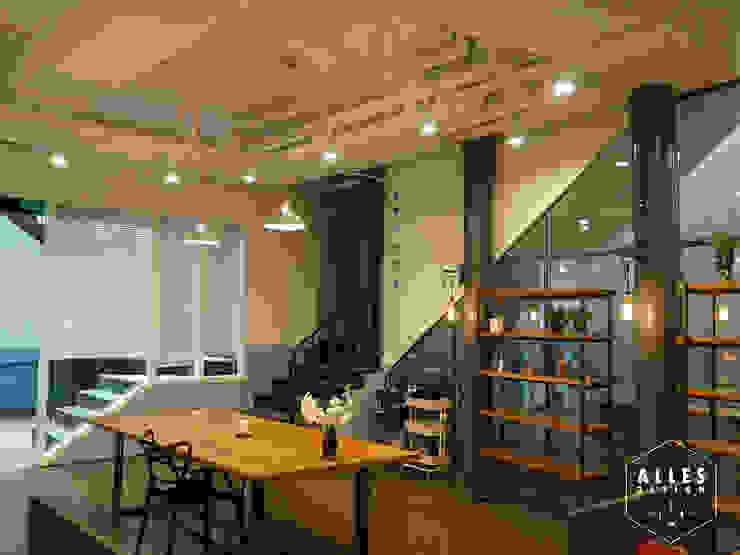 2much designer office by 디자인알레스 인더스트리얼