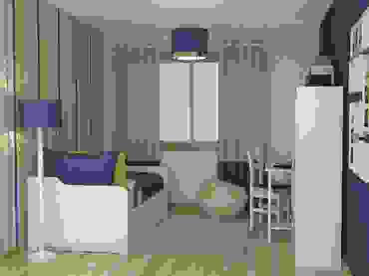 Dormitorios infantiles de Oficina Rústica (OFR Unipessoal Lda) Ecléctico