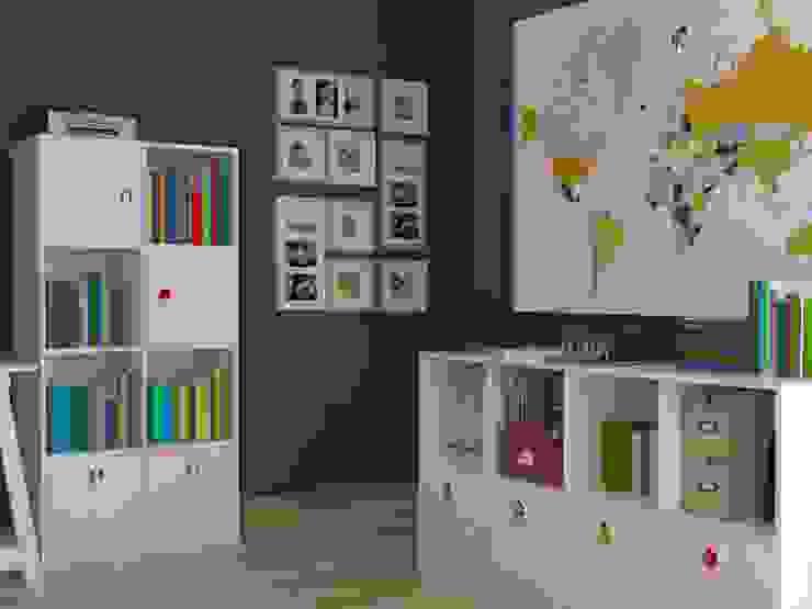 Eklektik Çocuk Odası Oficina Rústica (OFR Unipessoal Lda) Eklektik