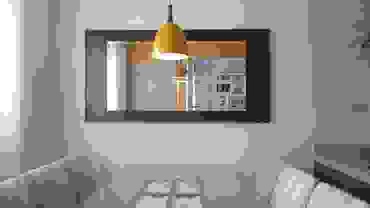 PRISCILLA BORGES ARQUITETURA E INTERIORES Eclectic style kitchen