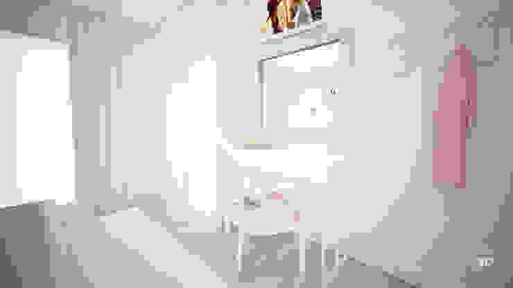 GRAÇA Decoração de Interiores Modern style bedroom