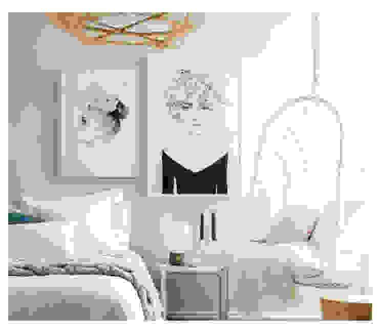Proyectos de Interiores:  de estilo  por Cinza Design  Studio,Escandinavo