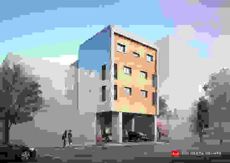 중화동 높은집 by 경피리 건축발전소