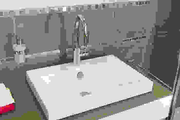 Phòng tắm phong cách hiện đại bởi Will Bau & Bad Hiện đại