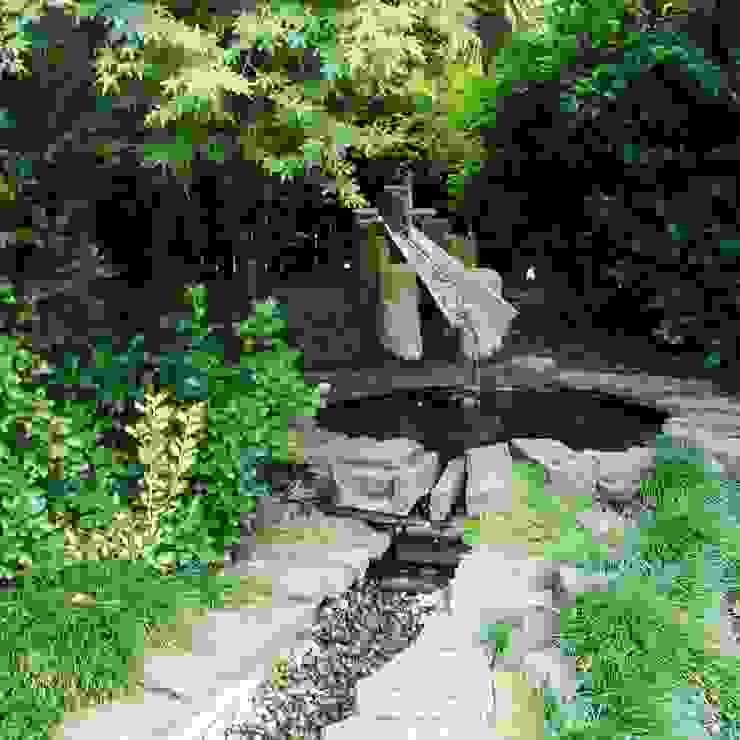 Modern garden by Ininside Modern