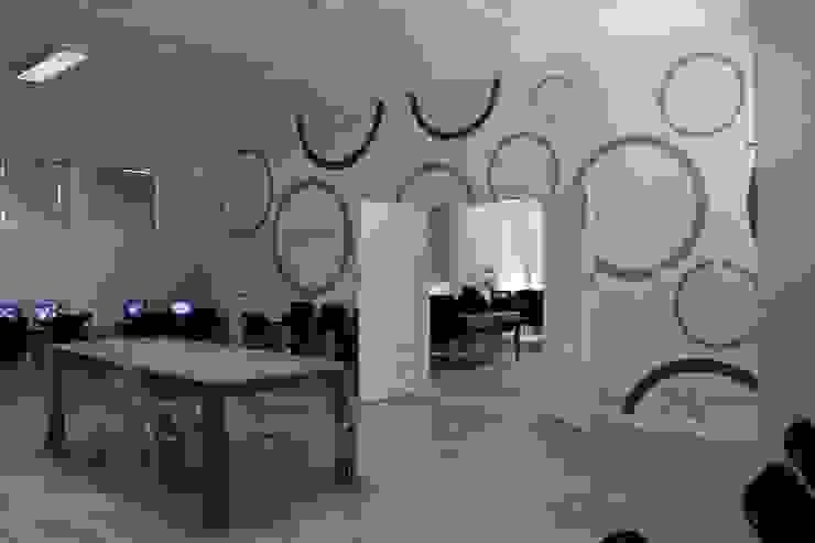MOOV Learning Center, Westbury Library by Ininside Modern