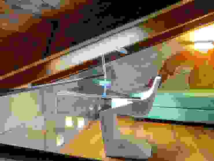 Habitaciones de estilo  por Mariapia Alboni architetto,