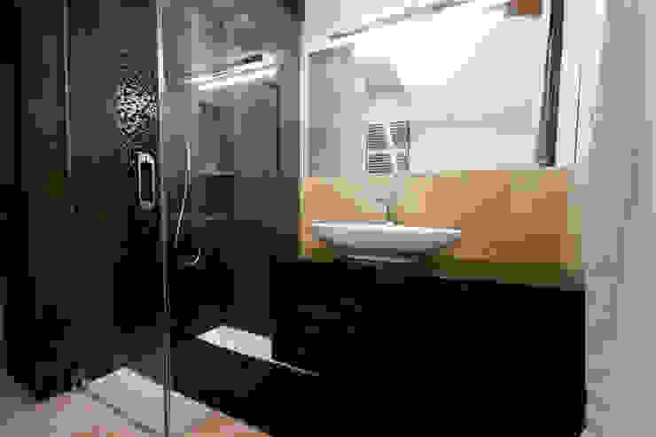 Baños de estilo  por Mariapia Alboni architetto,