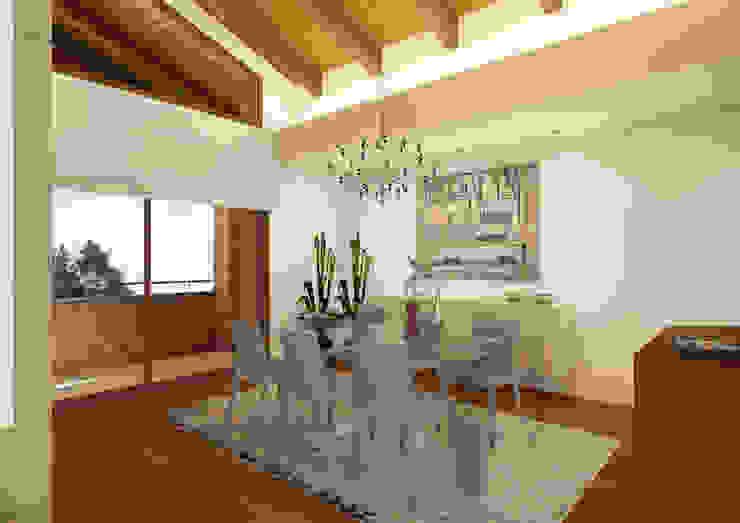 de estilo  por Mariapia Alboni architetto,