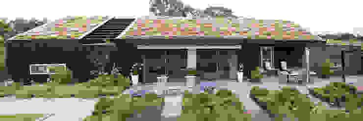 huis in brabant Moderne woonkamers van ps architecten bna Modern
