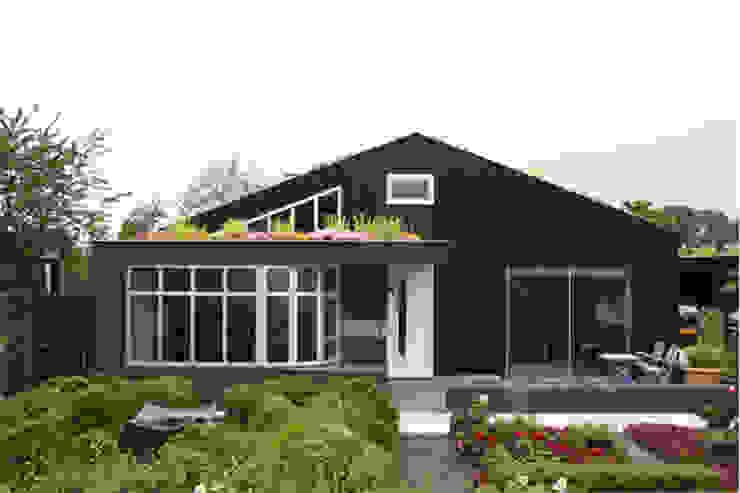 huis in brabant Moderne tuinen van ps architecten bna Modern