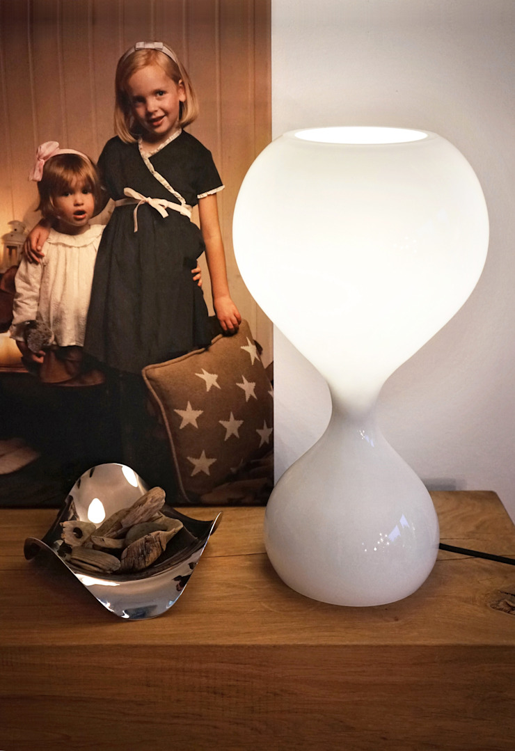 next home collection e.K. Living roomLighting Glass White