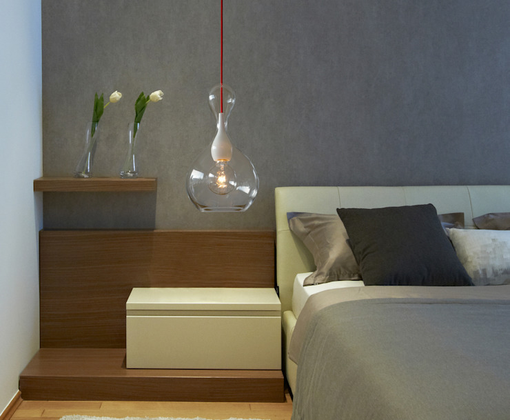 next home collection e.K. BedroomLighting Glass Transparent