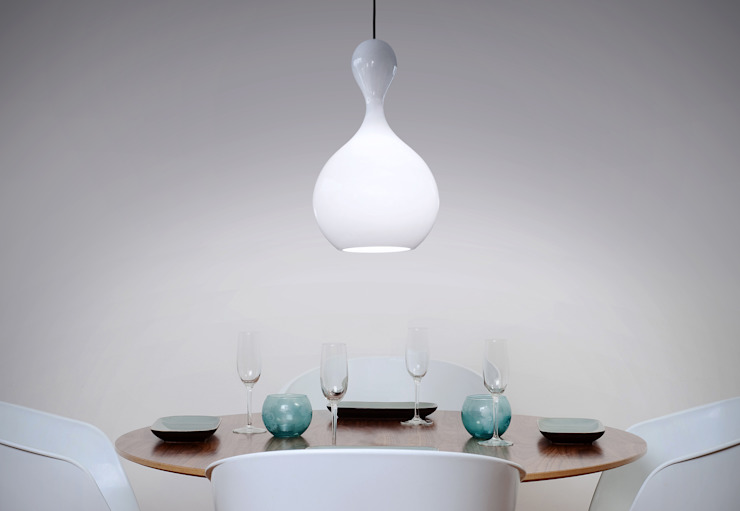 next home collection e.K. Dining roomLighting Glass White