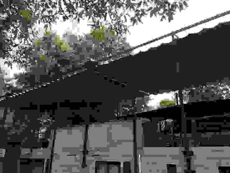 Casas modernas: Ideas, diseños y decoración de Materia Viva S.A. de C.V. Moderno