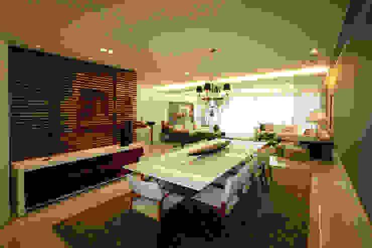Sala de Jantar Arquinovação - Projetos e Obras Salas de jantar modernas