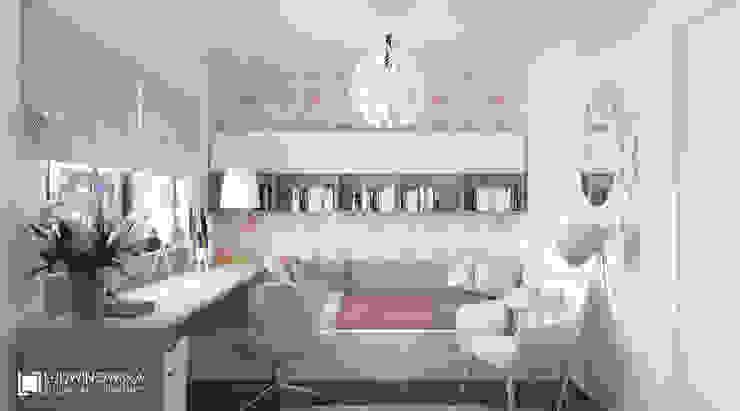Nursery/kid's room by Ludwinowska Studio Architektury,