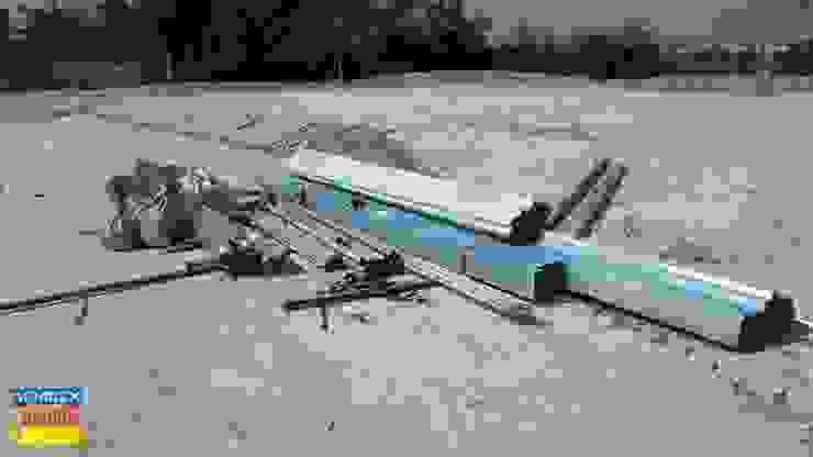 งานฐานรากSolar Pump คุณธีรเมธินท์ โดย บริษัทเข็มเหล็ก จำกัด